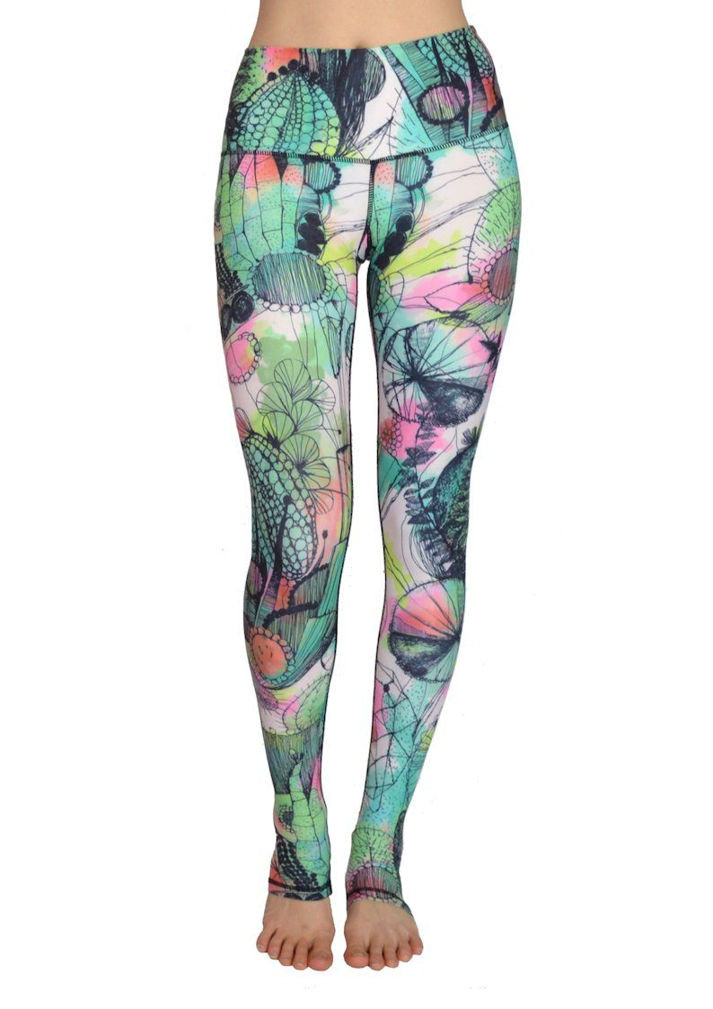 52ca3ca976 From waste to wear: eco-friendly yoga leggings