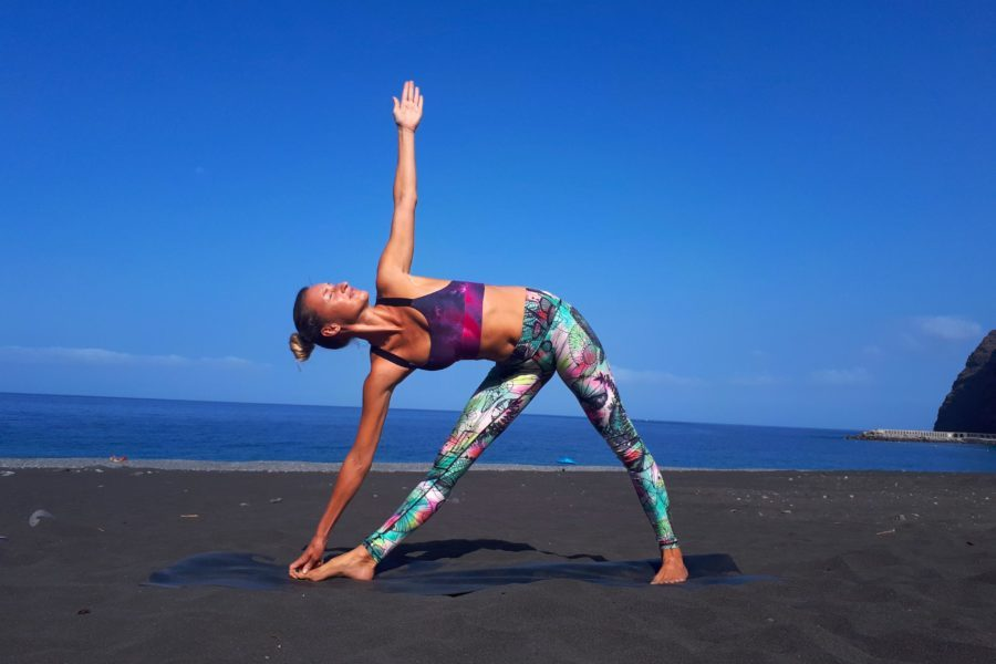 Sustainability and Yoga – Meet Nadine Huss