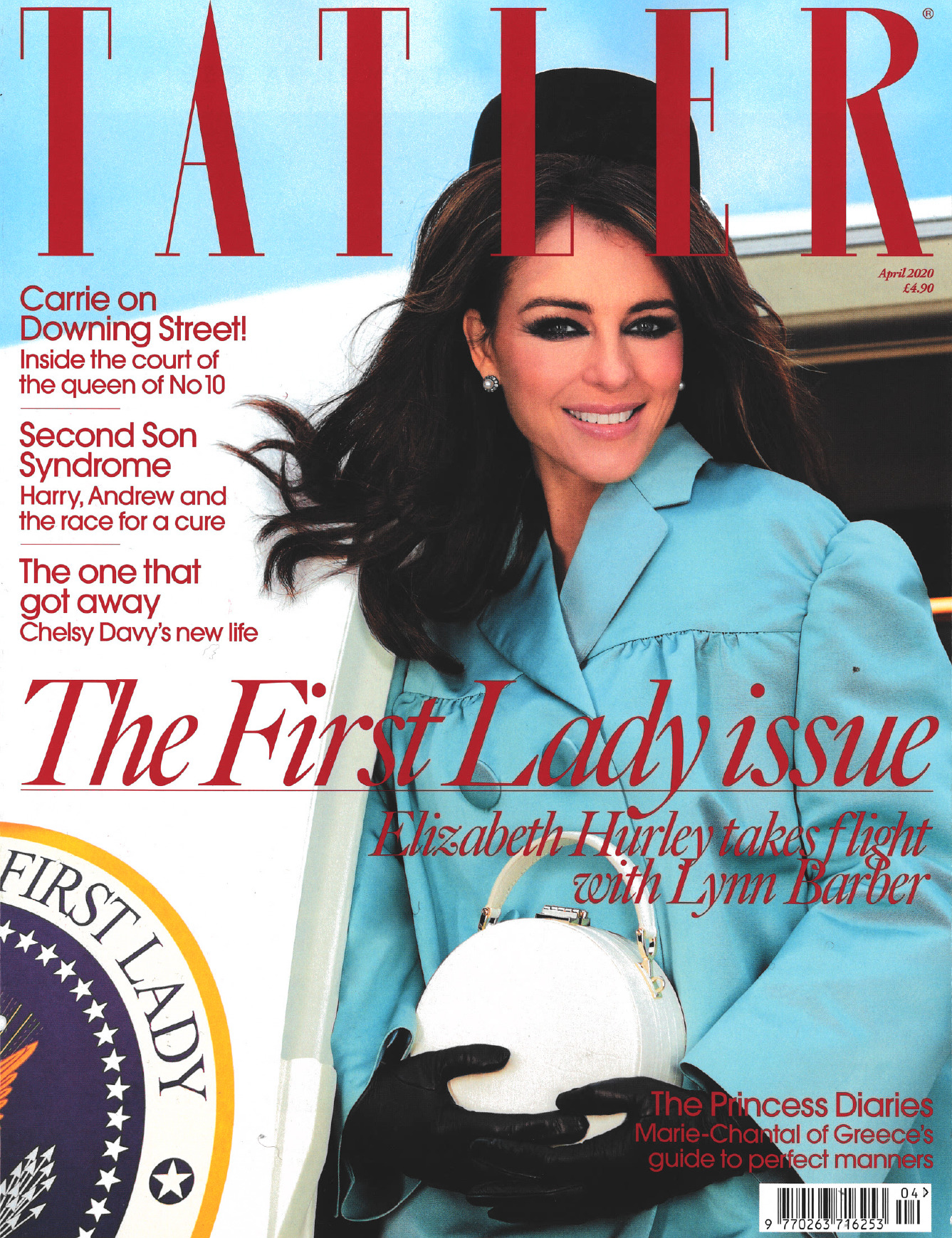 Yogacycled is featured in TATLER April Issue