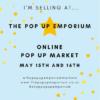 The Pop Up Emporium – May 15-16
